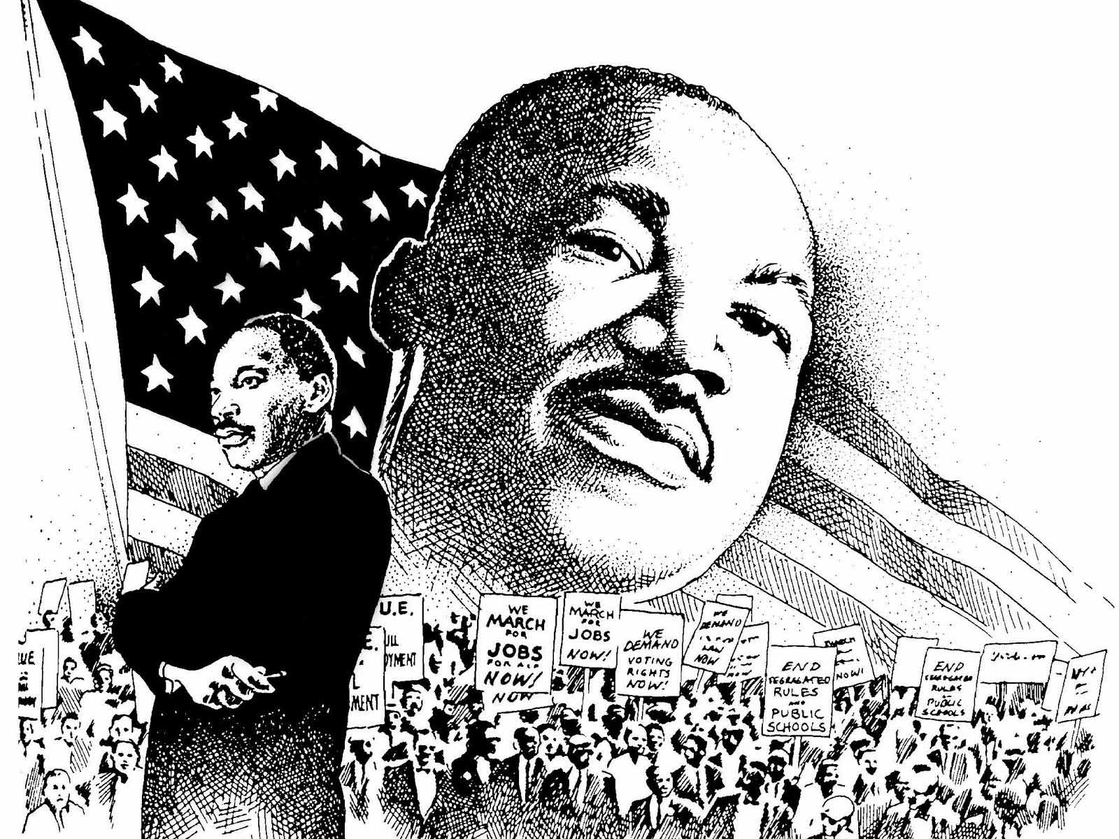 In search of martin. Mlk clipart word png transparent download
