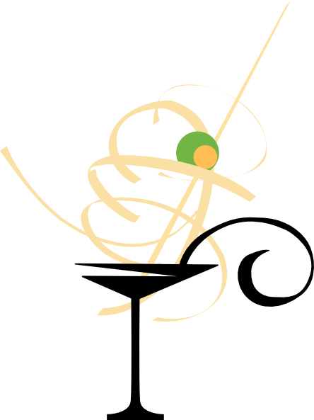 martini vector png
