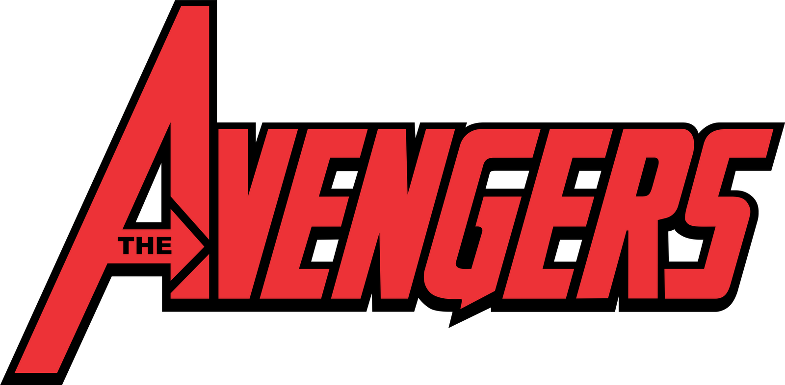 Drawing Marvel Avengers Transparent & PNG Clipart Free Download - YA