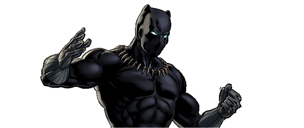 Drawing marvel black panther. Image dialogue png fanon
