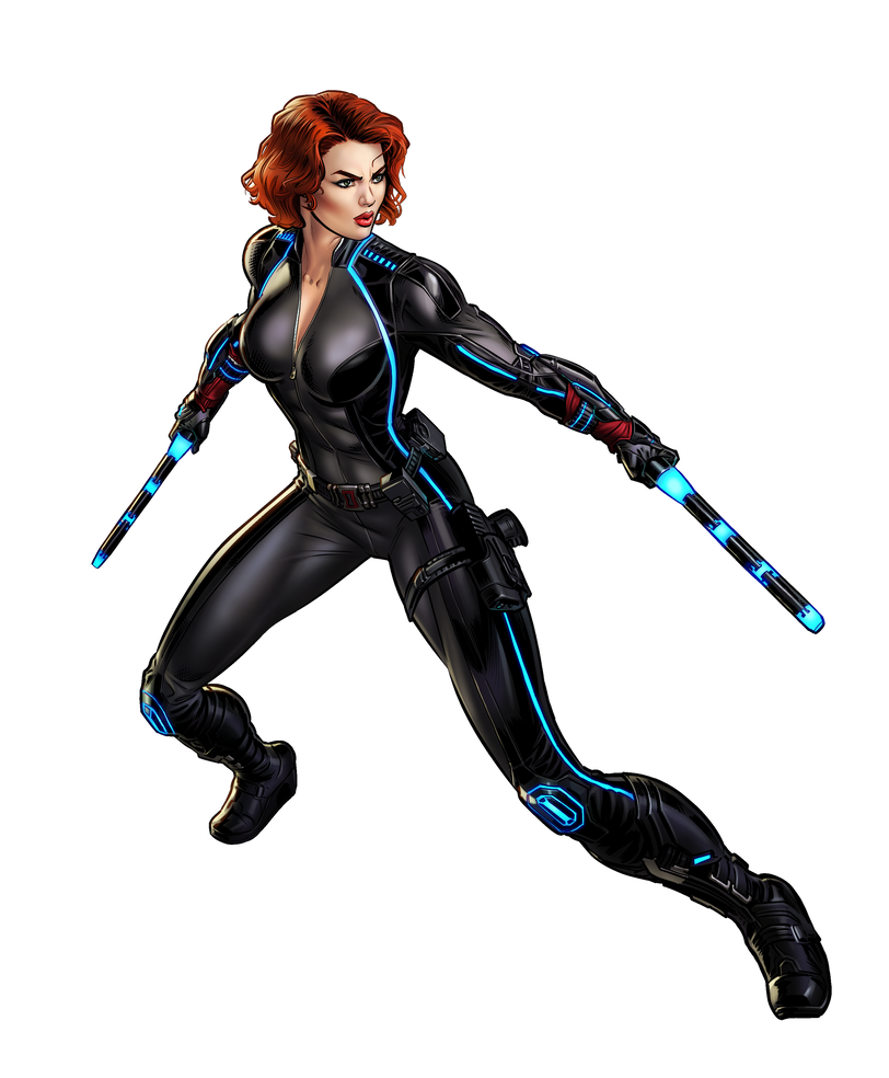 Marvel black widow logo png. Avengers alliance by steeven
