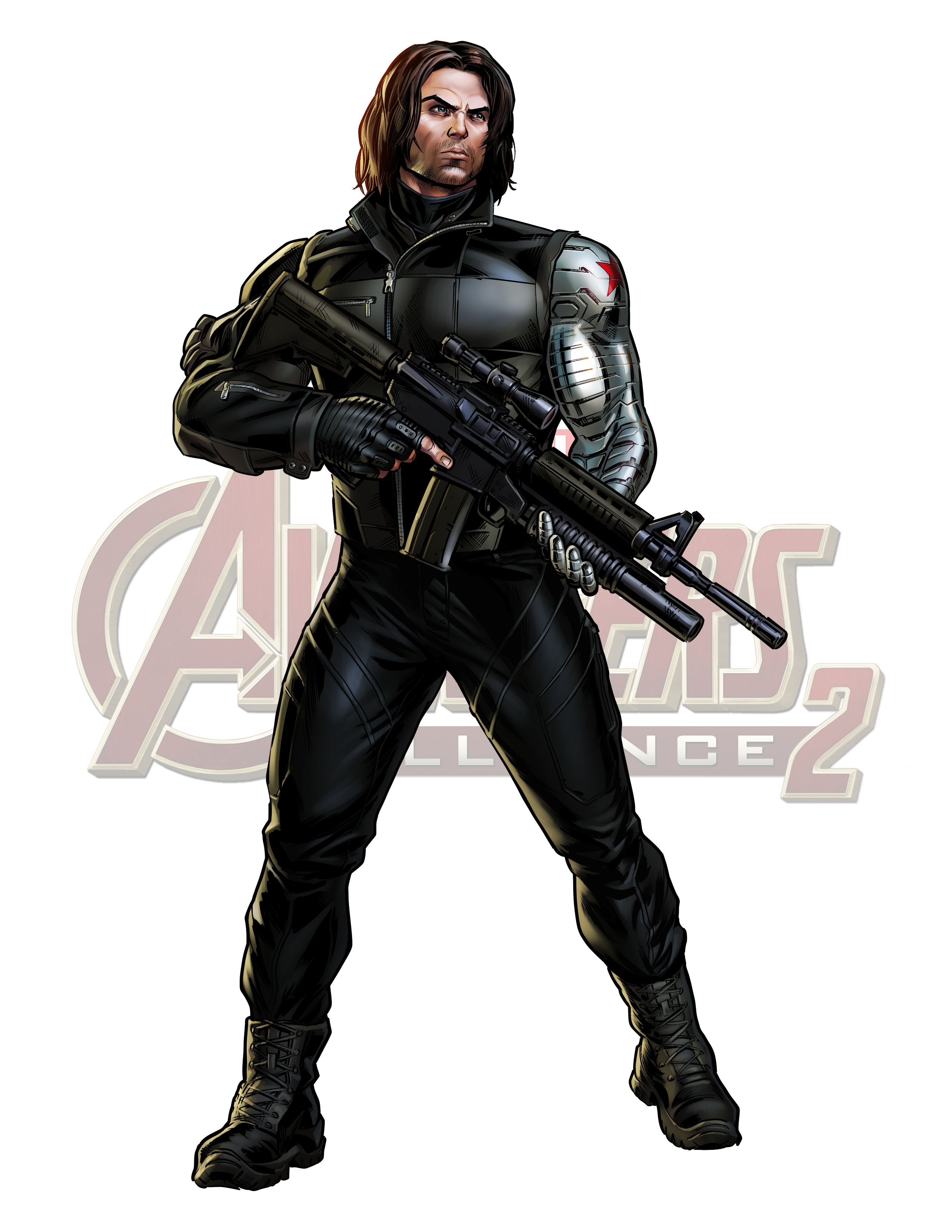 Marvel blade png. Maa winter soldier cw