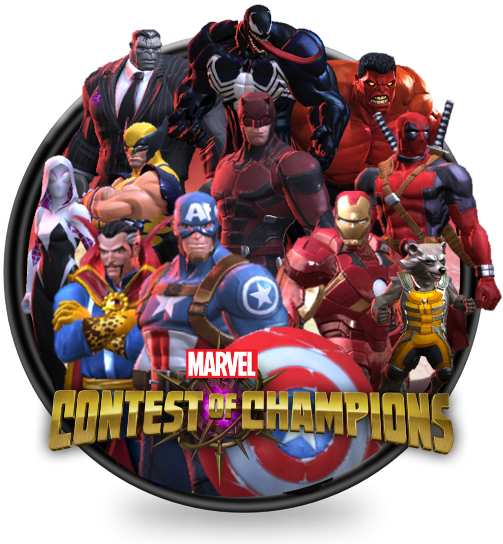 Marvel contest of champions units png. Hack loyalty gold iso