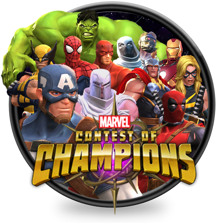 Marvel contest of champions units png. Hack how to in