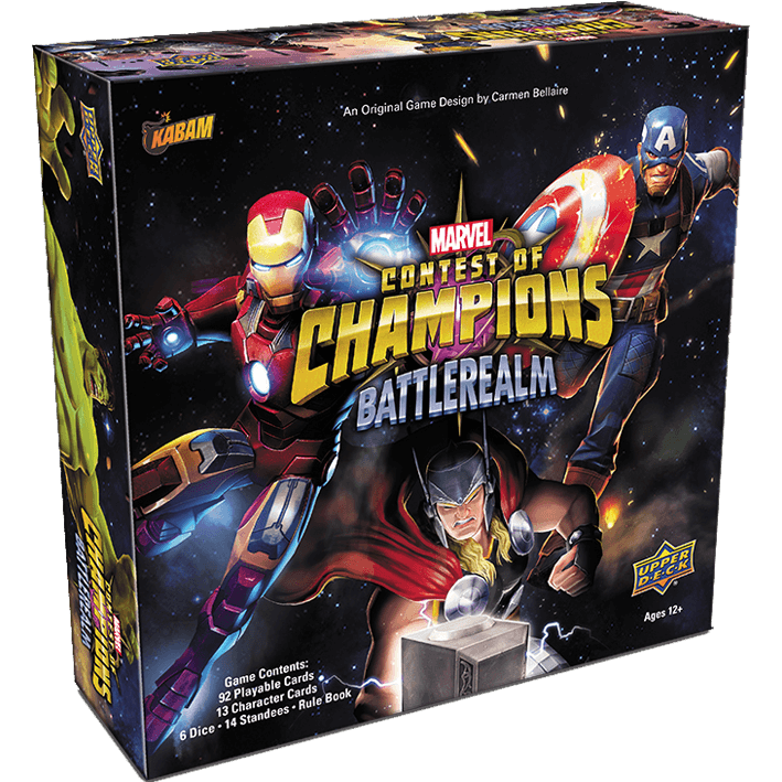 Marvel contest of champions units png. Battlerealm