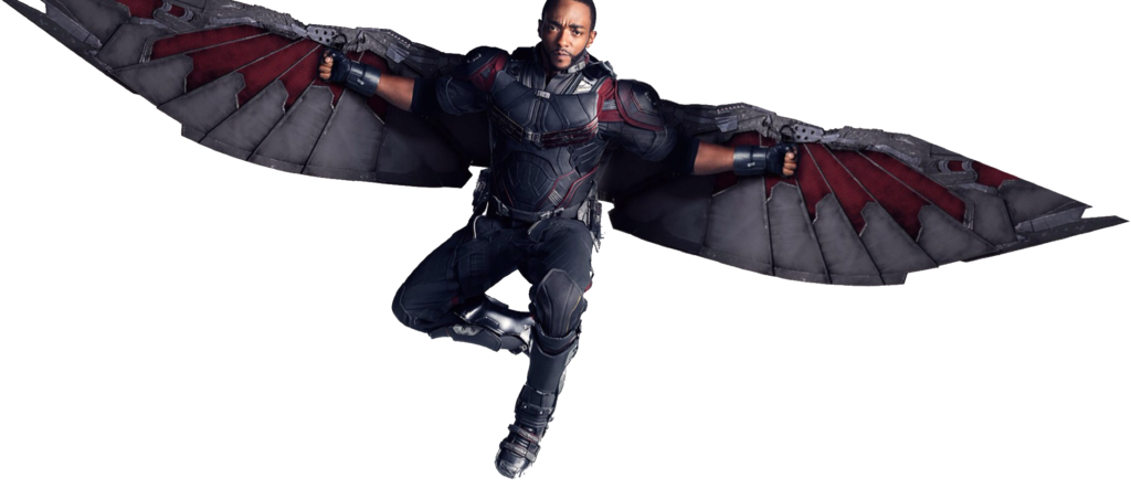 Marvel falcon png. Infinity war by stark