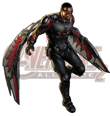 Marvel falcon png. Image icon avengers alliance