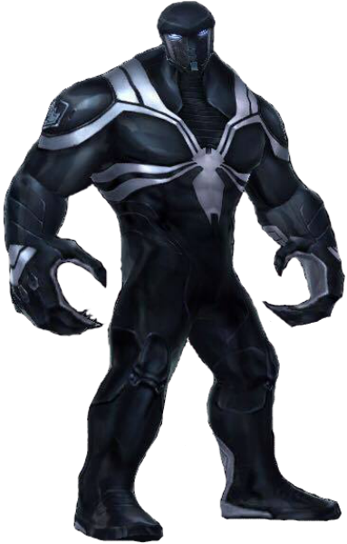 Agent venom png. Marvel future fight by