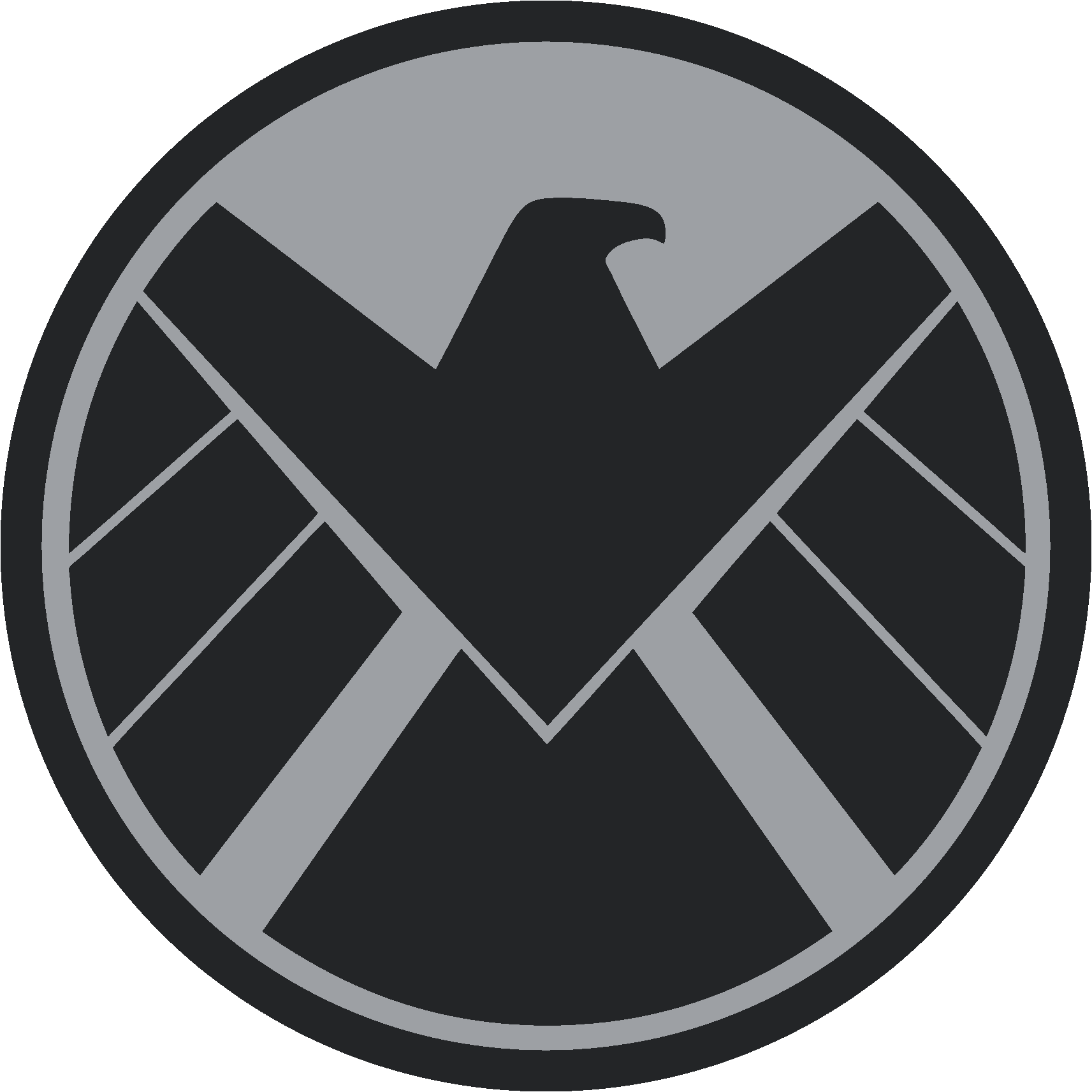 Shield logo png. Battle of sokovia marvel