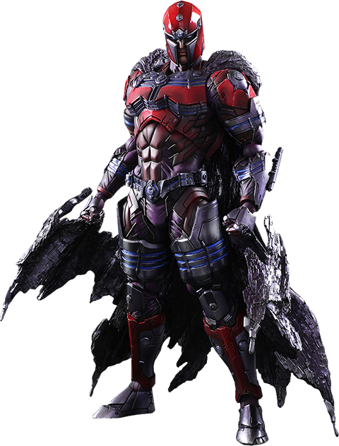 Marvel magneto png. Universe variant play arts