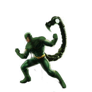 Marvel scorpion png. Master of mysteries avengers
