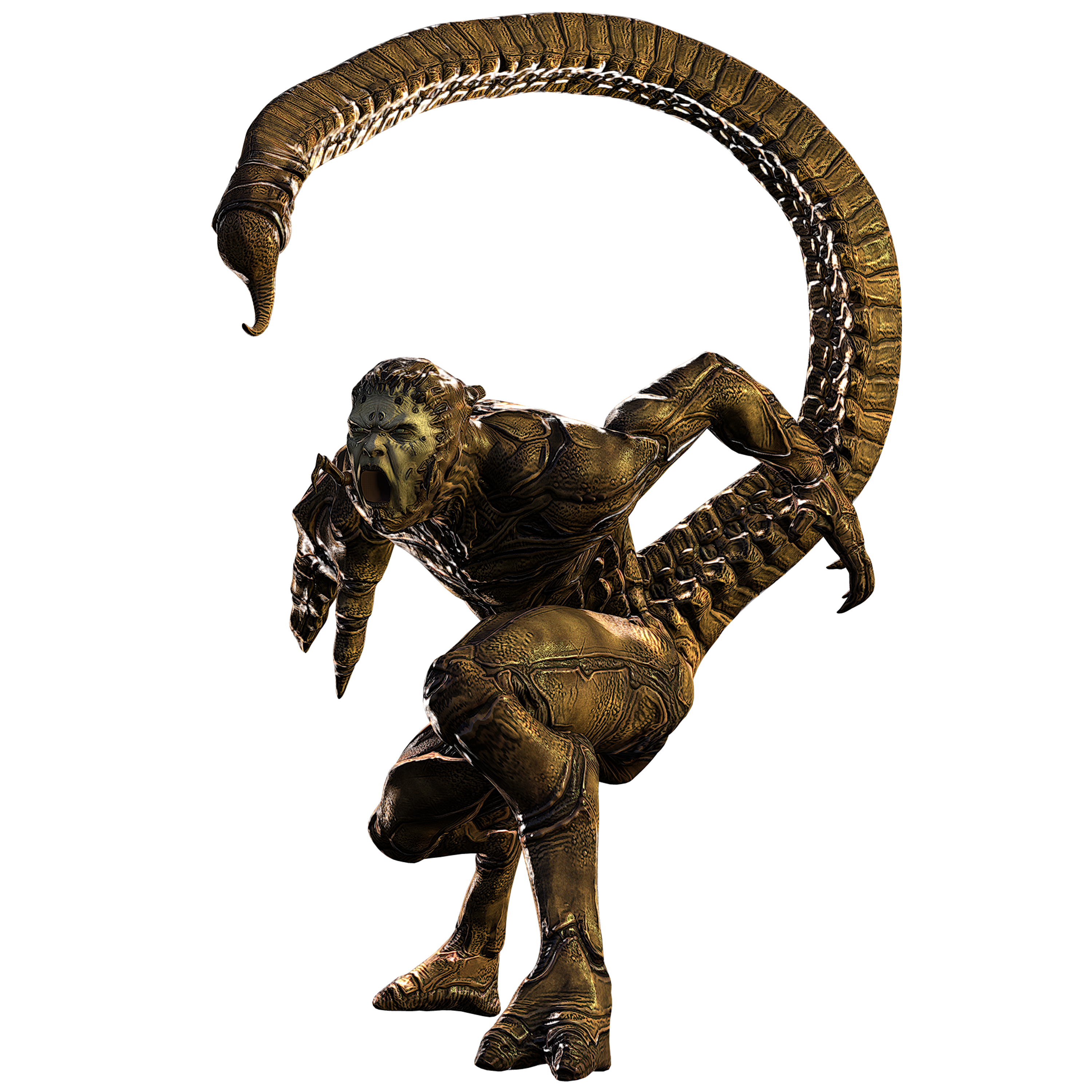 Marvel scorpion png. Video game timeline amazing
