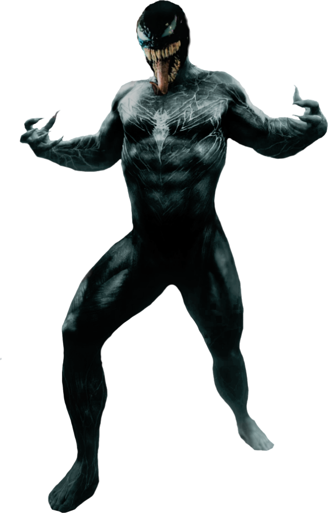 Marvel venom png. Movie by davidbksandrade on