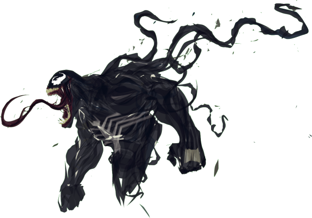 Marvel venom png. Top best comic book