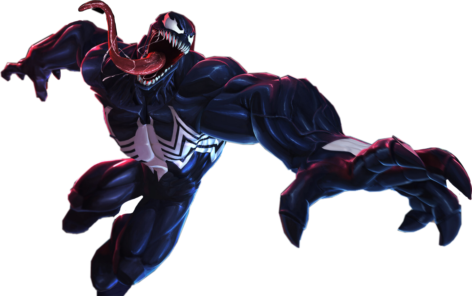 Marvel venom png. Freetoedit sticker by j