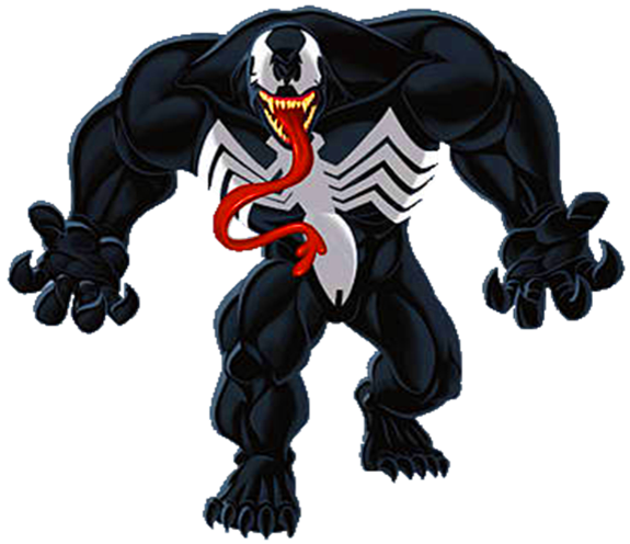 Marvel venom png. Disney wiki fandom powered