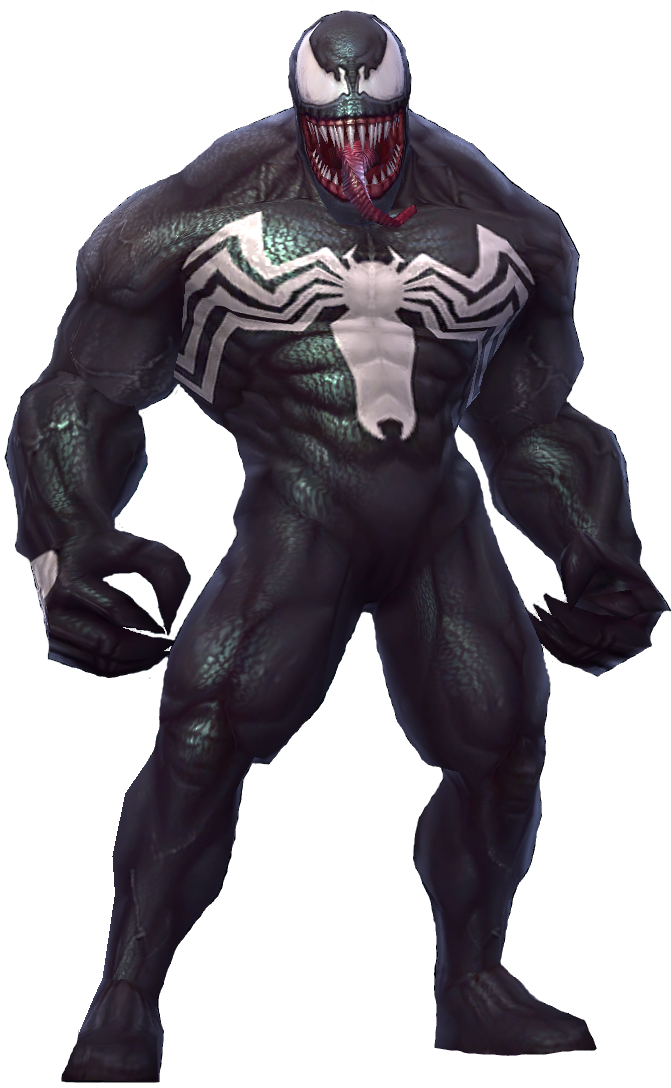 Marvel venom png. Future fight by davidbksandrade