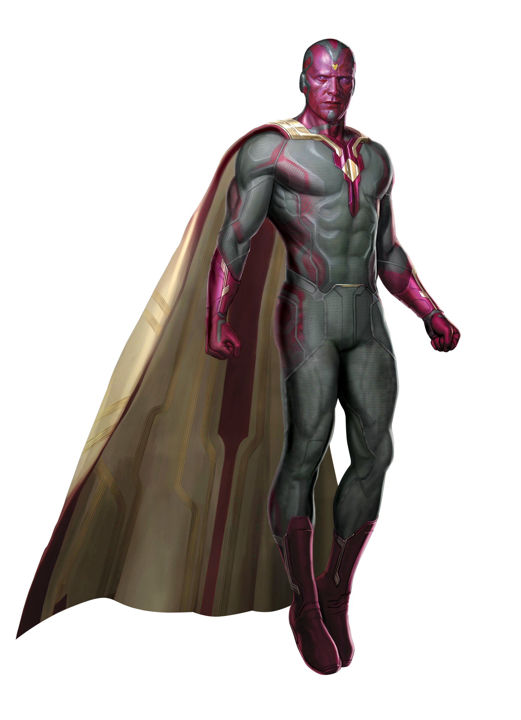Marvel vision png. Image aou cinematic universe