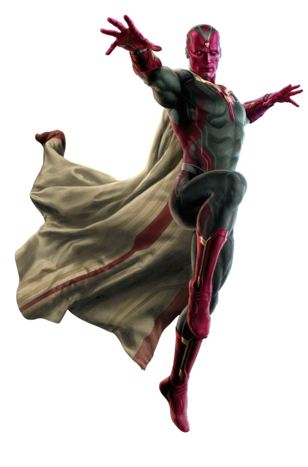 Marvel vision png. From s the avengers