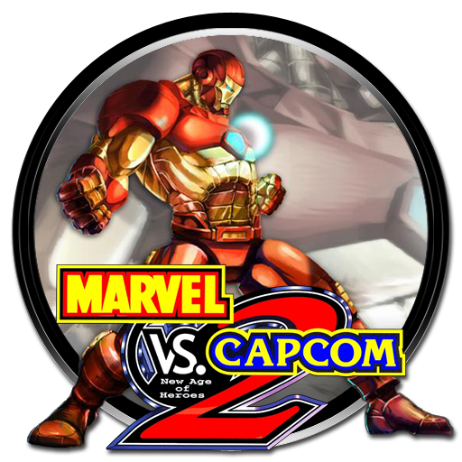 Marvel vs capcom 2 logo png. Icon by mohitg on