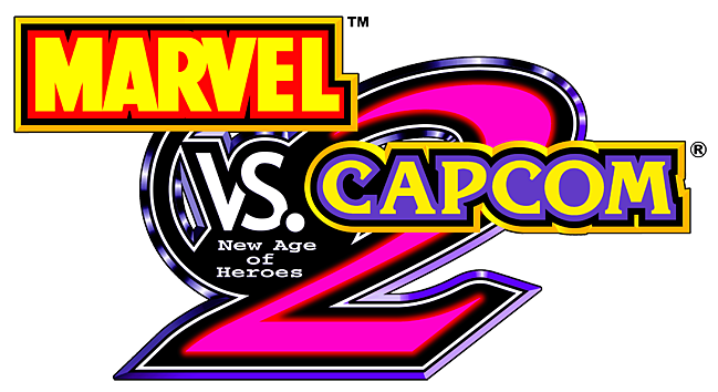 Marvel super heroes vs street fighter png. Capcom new age of