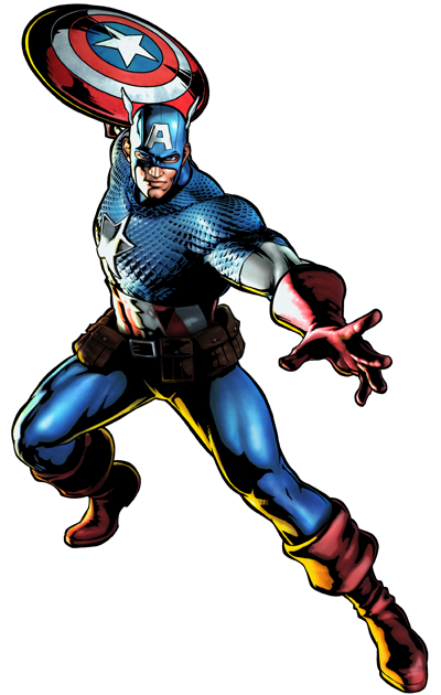 captain america comic png