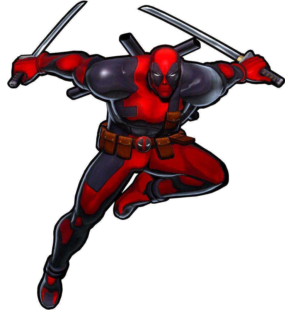 deadpool marvel contest of champions png