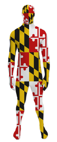 Maryland flag png. Body suit pinterest flags