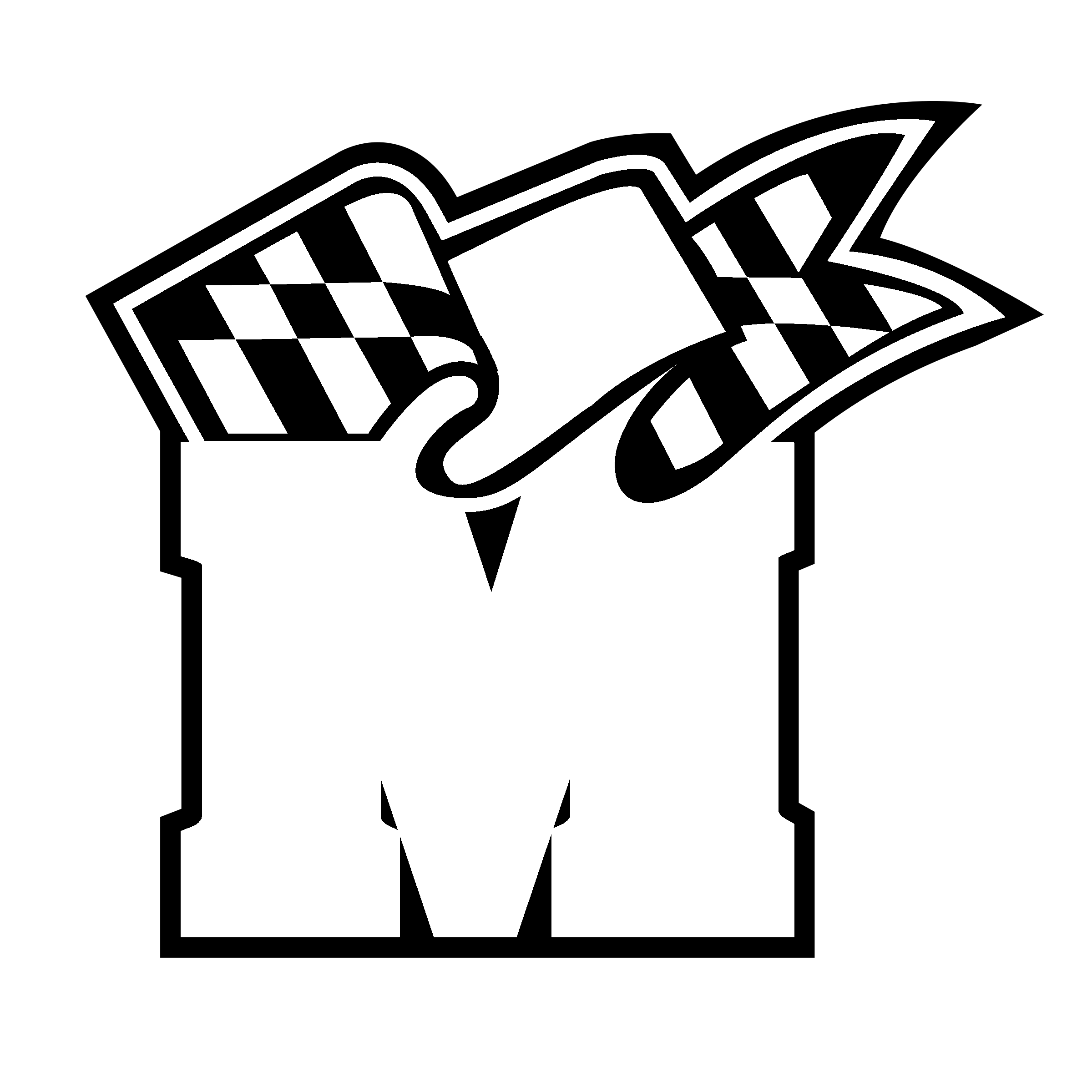 Maryland vector black and white. Terps logo png transparent