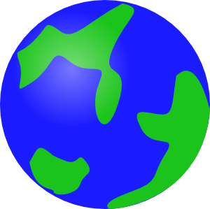 Planet svg cartoon. Earth clipart at getdrawings