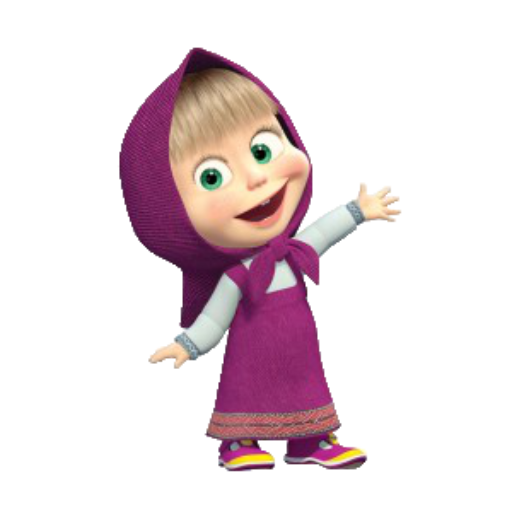 Masha and the bear png. Cropped favicon croppedfaviconpng