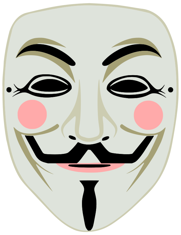 Mask clipart. Free rogue cliparts download