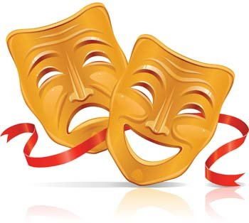 Mask clipart. Free masquerade and vector