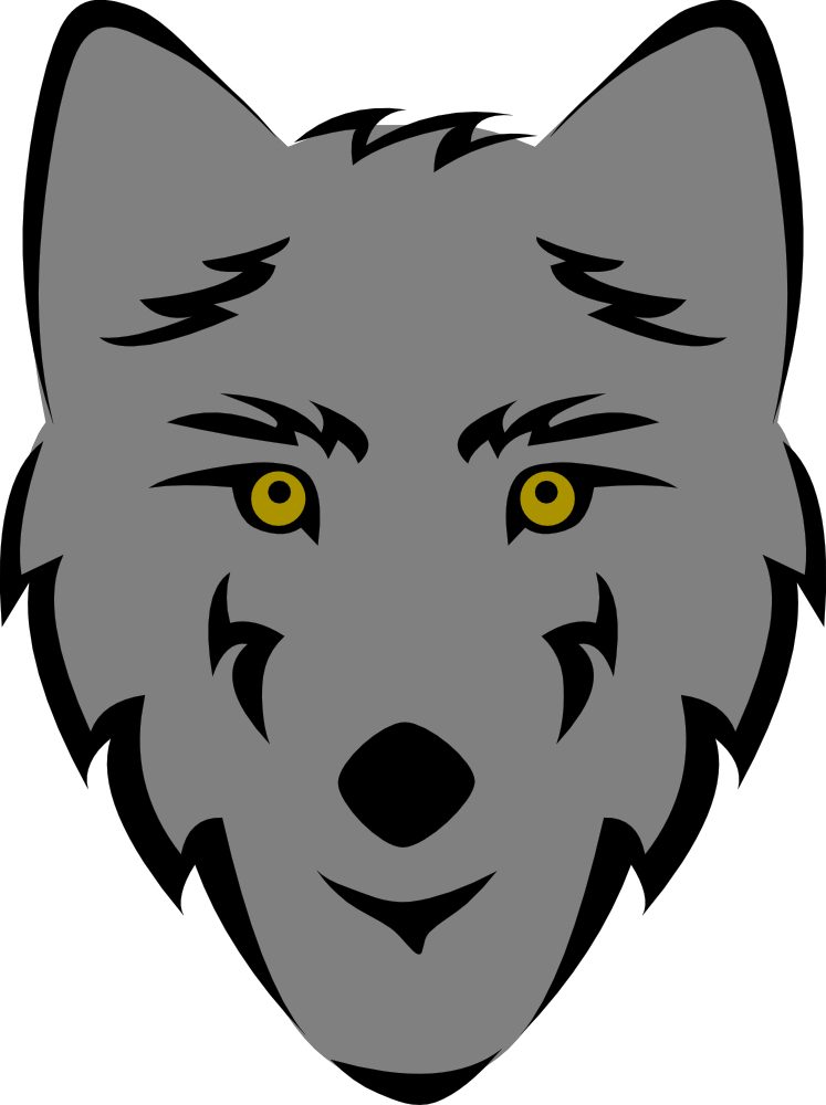 Mask clipart big bad wolf. Free download clip art