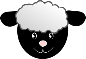 Free sheep head cliparts. Mask clipart lamb jpg library download