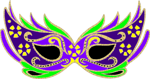 Party clip art back. Mask clipart masquerade clipart freeuse library