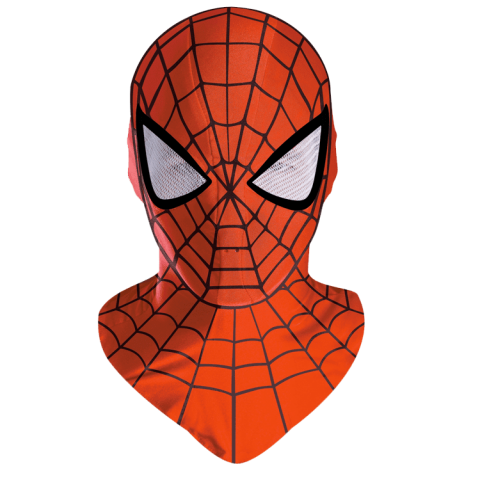 Download png photo toppng. Mask clipart spider man image black and white stock