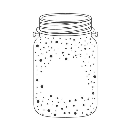 Smoothie vector mason jar drink. Free icon download juice