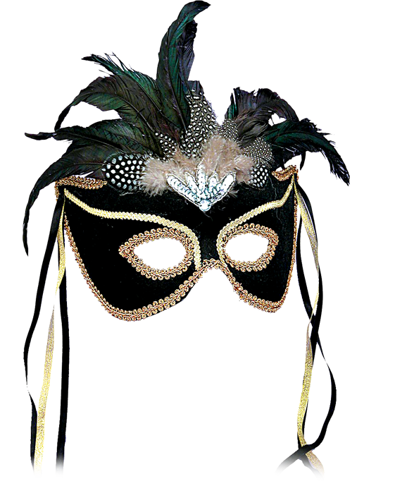Mardi gras feathers png. Mask masquerade ball feather