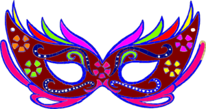 Masquerade clipart. Free mask cliparts download