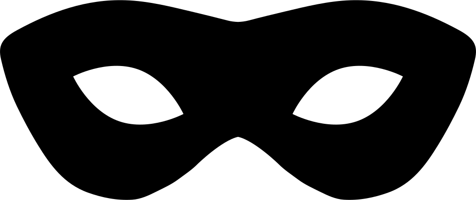 Masquerade mask silhouette png. At getdrawings com free