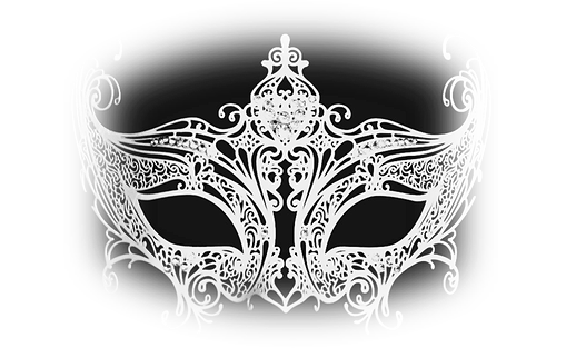 Masquerade png white. Nye ball google new