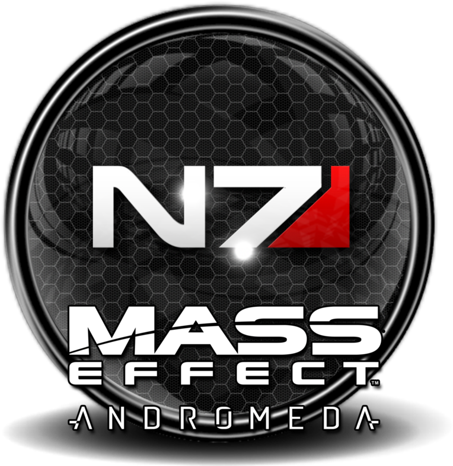 Mass effect andromeda logo png. N icon by xenonnati