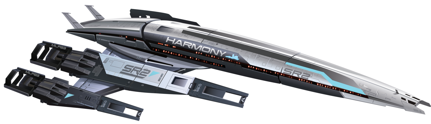 Mass effect normandy png. The harmony sr by