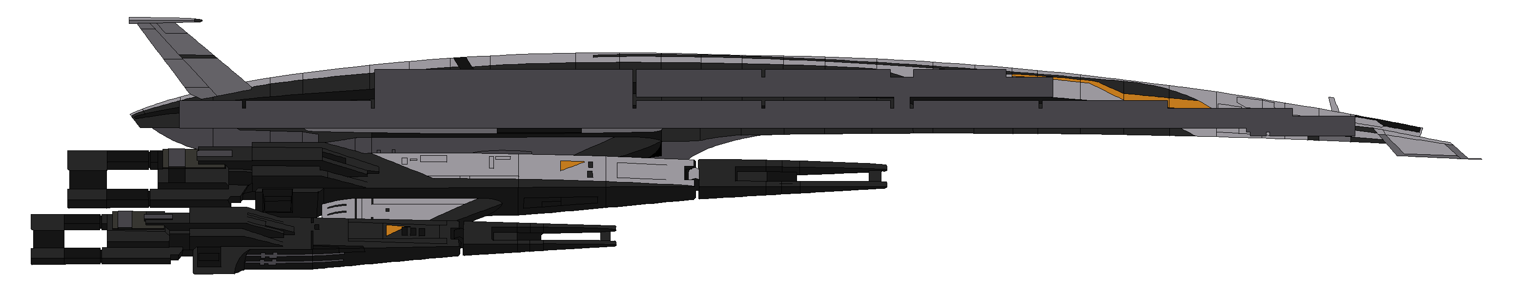 Mass effect normandy png. Sr wip by delos