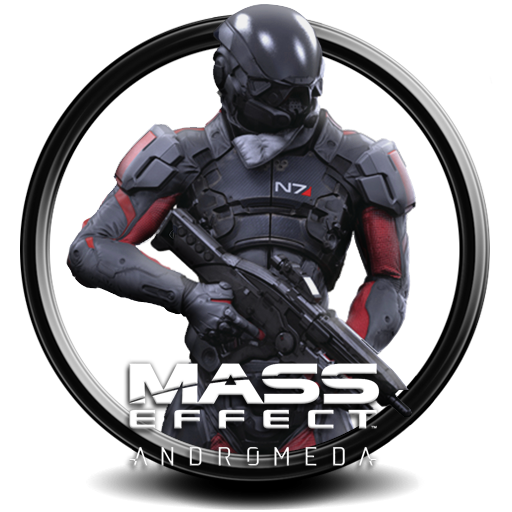 Mass effect png. Andromeda icon by s