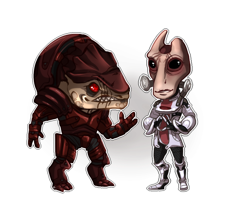 Mass effect reaper png. Stickers by pirate on