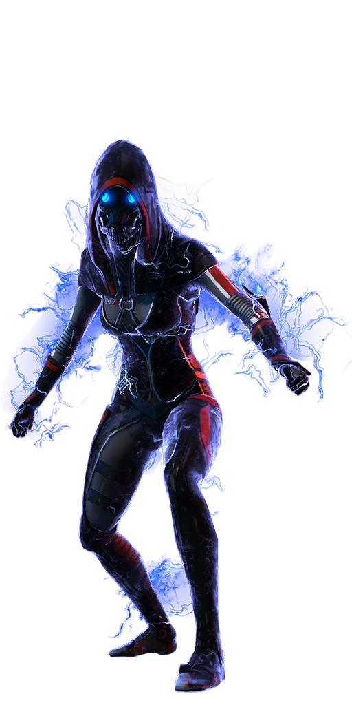 Mass effect reaper png. Image n fury adept
