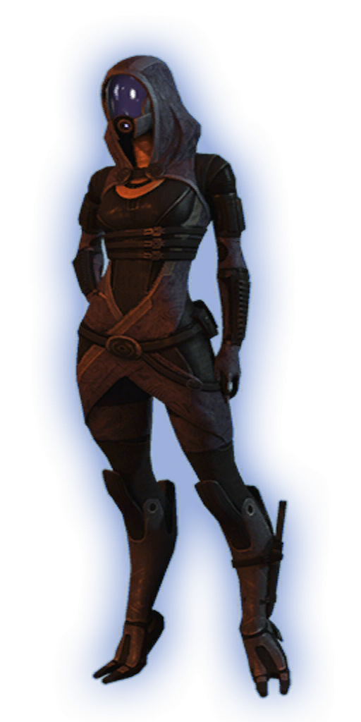 Mass effect tali png. Image me basic outfit