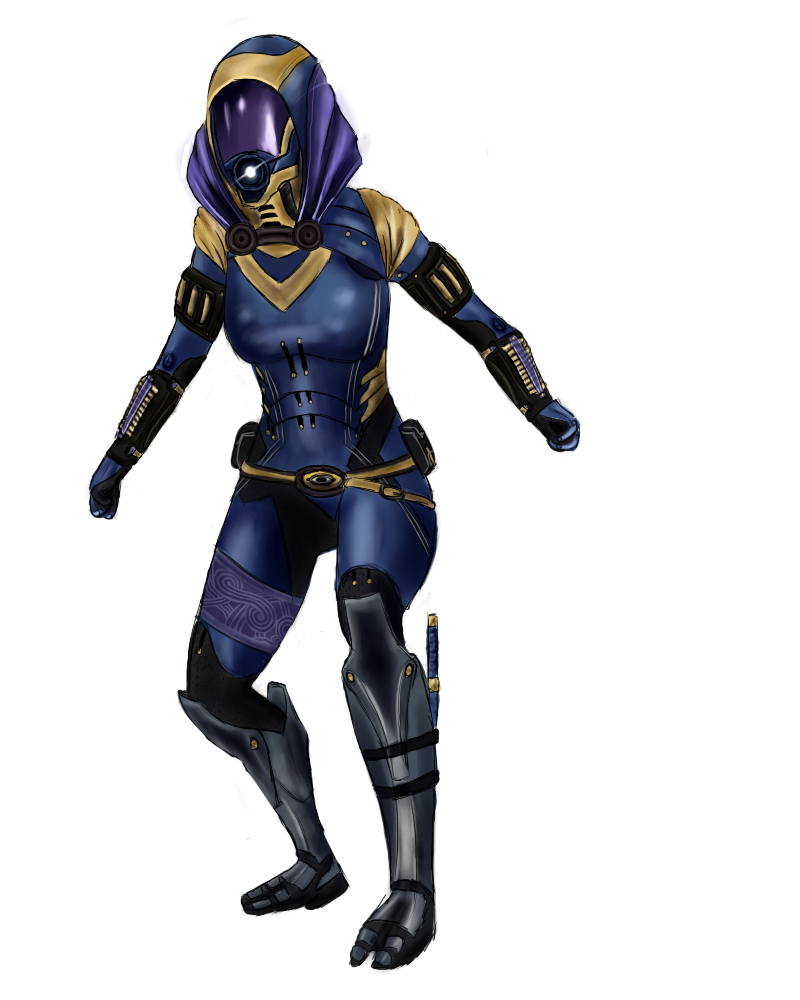 Mass effect tali png. From by black ragdoll